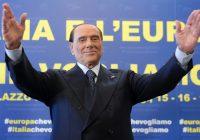 Silvio Berlusconi parla di 'affabulatori' a Ischia