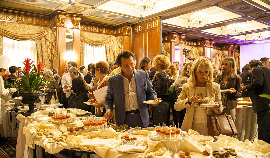 Hotel Principe di Savoia, furto di alimenti e oggetti di valore