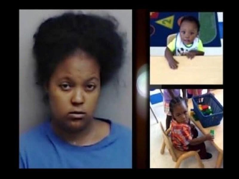Atlanta, cuoce figli nel forno e invia video al padre