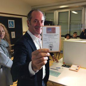 Referendum sull'autonomia: il sì di Lombardia e Veneto