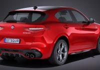 Alfa Romeo Stelvio Quadrifoglio più veloce del Cayenne Turbo S