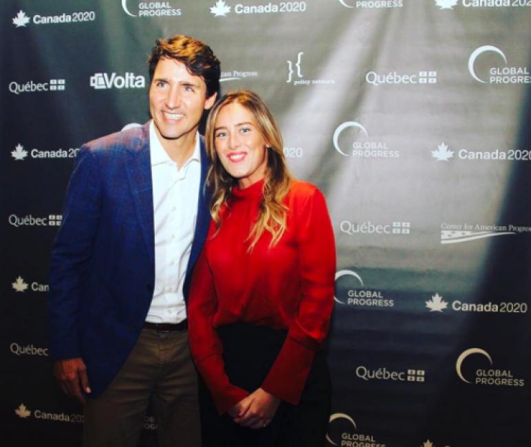 Boschi vola in Canada: servizio fotografico a carico dei contribuenti italiani