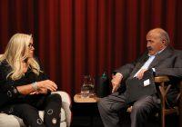 Mara Venier rievoca l'aborto a 'L'Intervista'