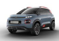 Citroën C4 Cactus: nuovo modello arriverà nel 2018