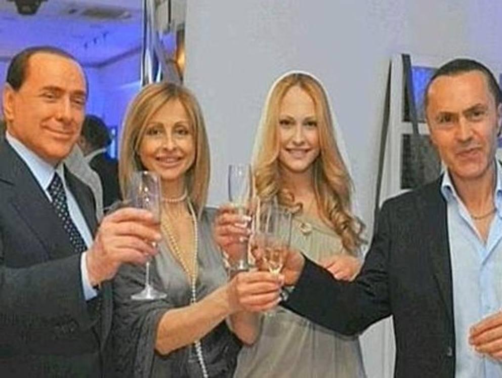 Noemi Letizia e Vittorio Romano divorziano