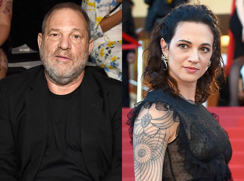 Asia Argento shock: 'Abusata da Harvey Weinstein'
