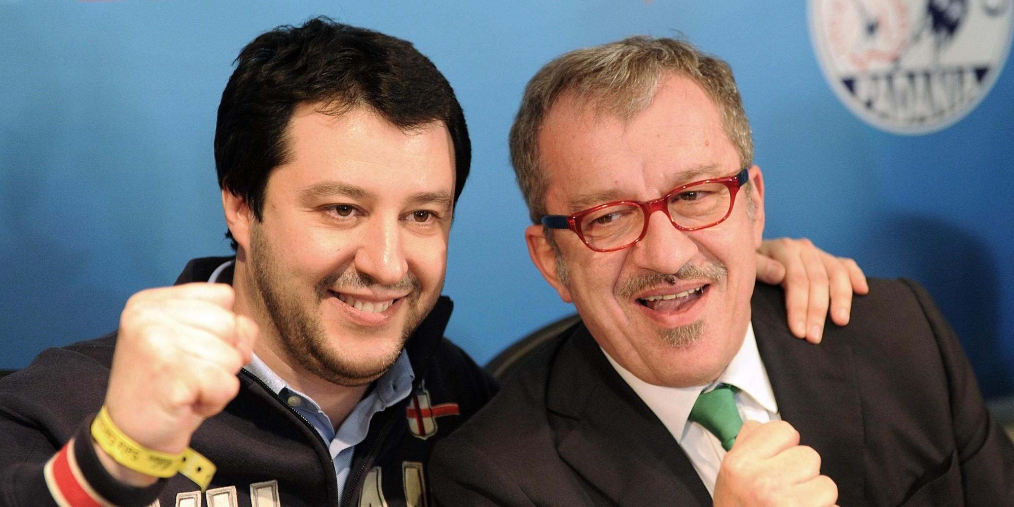Lega, inchiesta shock de L'Espresso: rimborsi elettorali usati anche da Maroni e Salvini