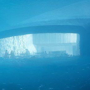 Ristorante subacqueo in Norvegia: inaugurazione nel 2019