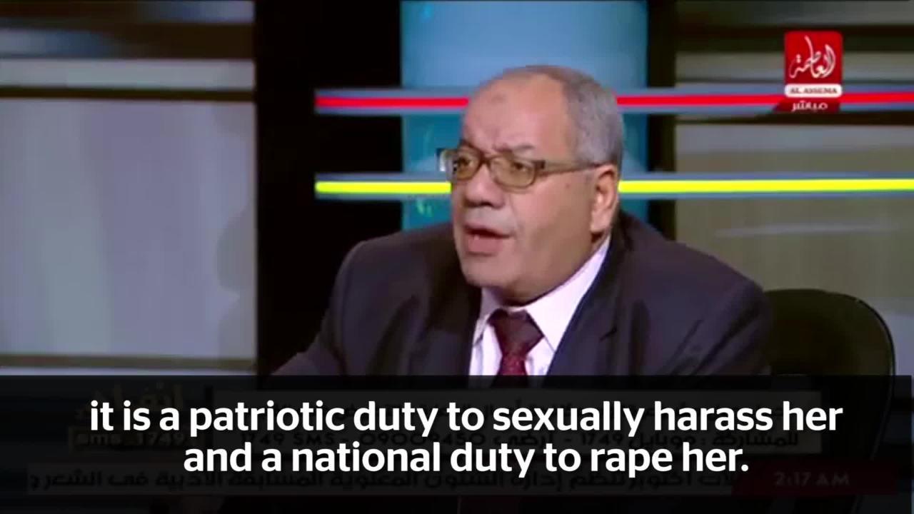 Egitto: stuprare donne con jeans strappati è dovere nazionale