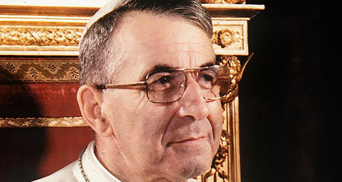 Papa Luciani non venne ucciso