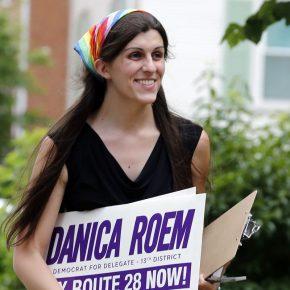 Virginia, prima trans nell'assemblea legislativa
