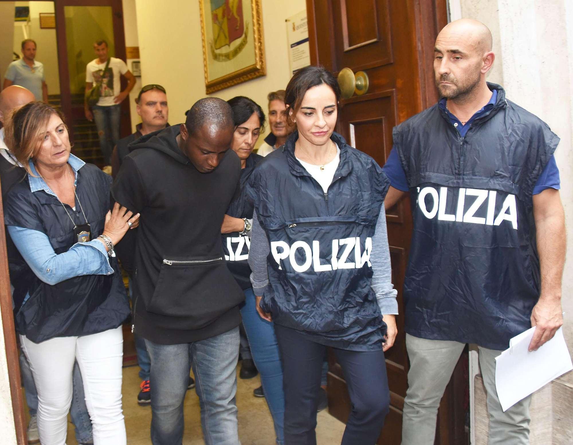 Stupri Rimini, 16 anni per Butungu