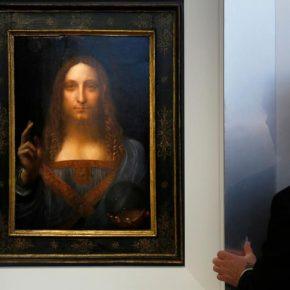 'Salvator Mundi' venduto a New York