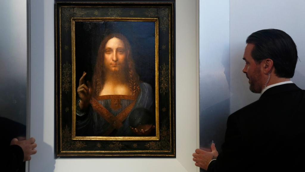 'Salvator Mundi' venduto a New York