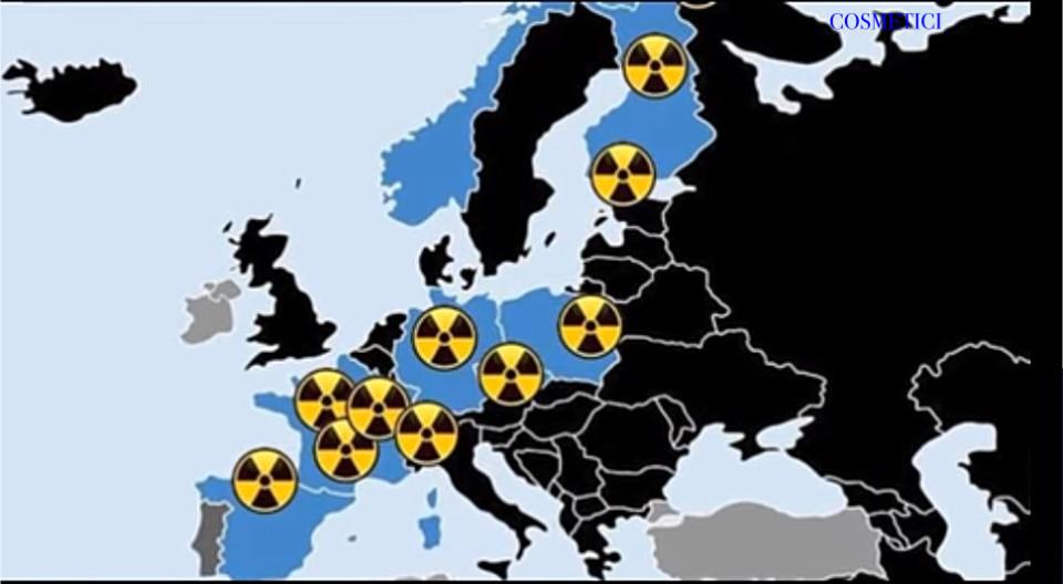 Rutenio 106 pericolo per gli europei?