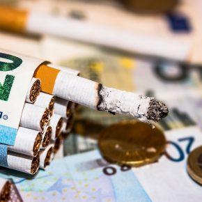 Fumo: pensare al risparmio per abbandonare il vizio