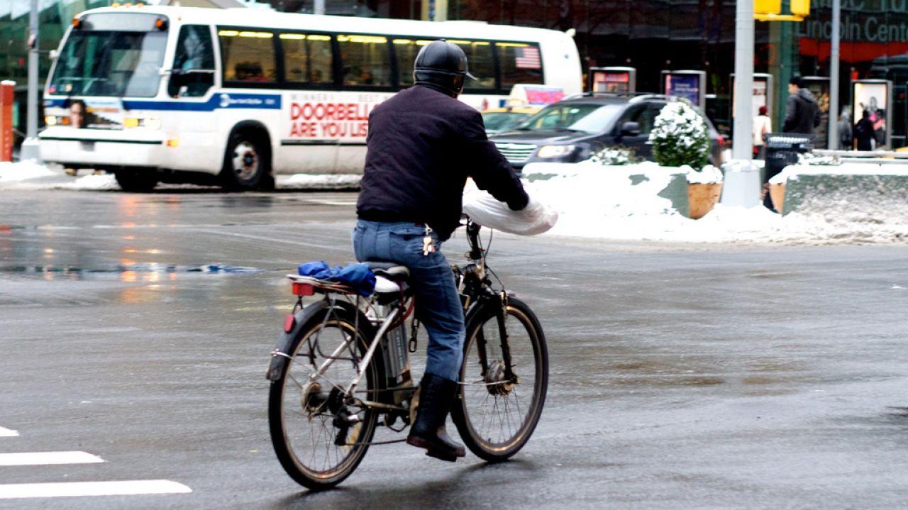 New York contro le e-bike: multe salate