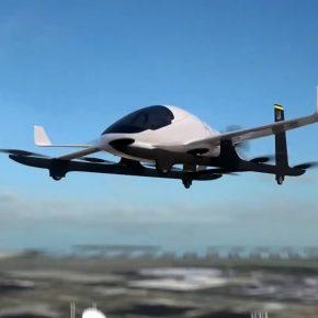 Auto volanti di Uber: progetto straordinario