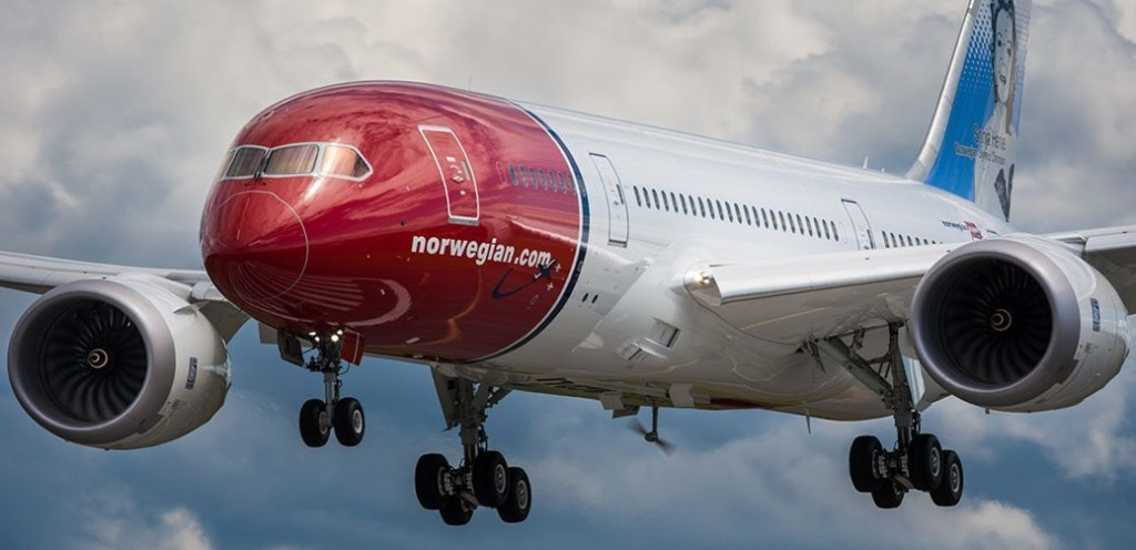 Norwegian: volo Roma-New York costa 179 euro