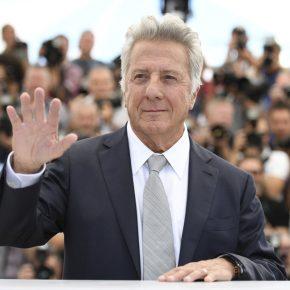 Dustin Hoffman accusato di molestie dalla Hunter