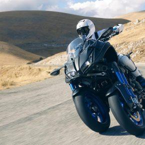 Yamaha Niken: prima moto tre ruote del pianeta