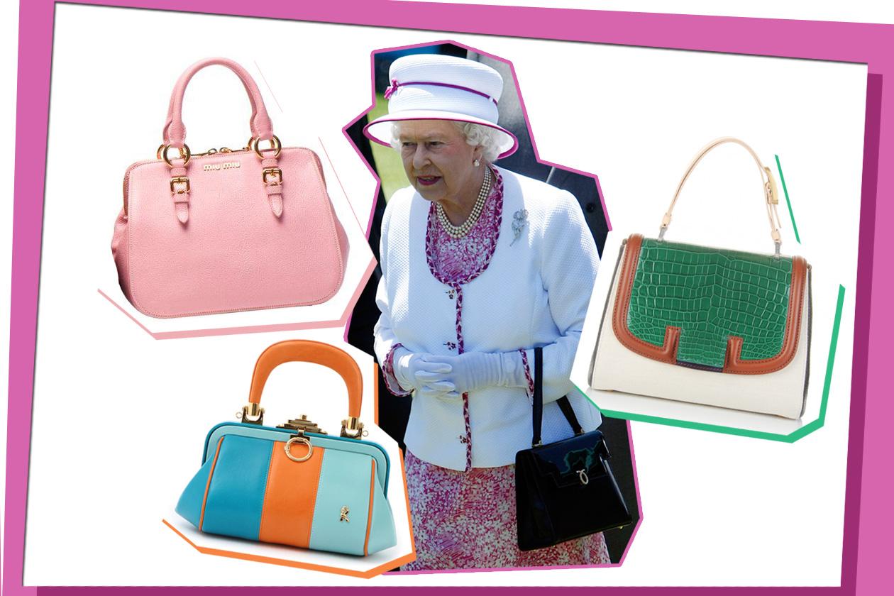 Regina Elisabetta borse