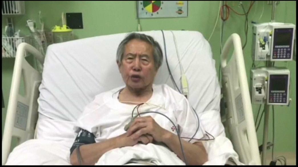 Perù Fujimori grazia ospedale