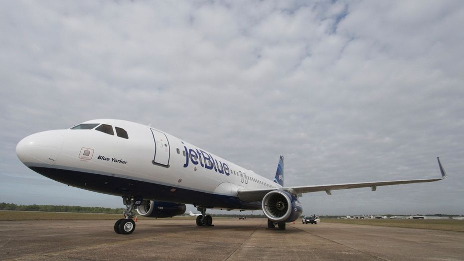 Aereo JetBlue Boston neve