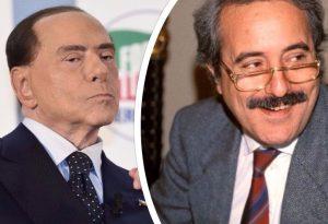 Berlusconi mafia Falcone Dell'Utri