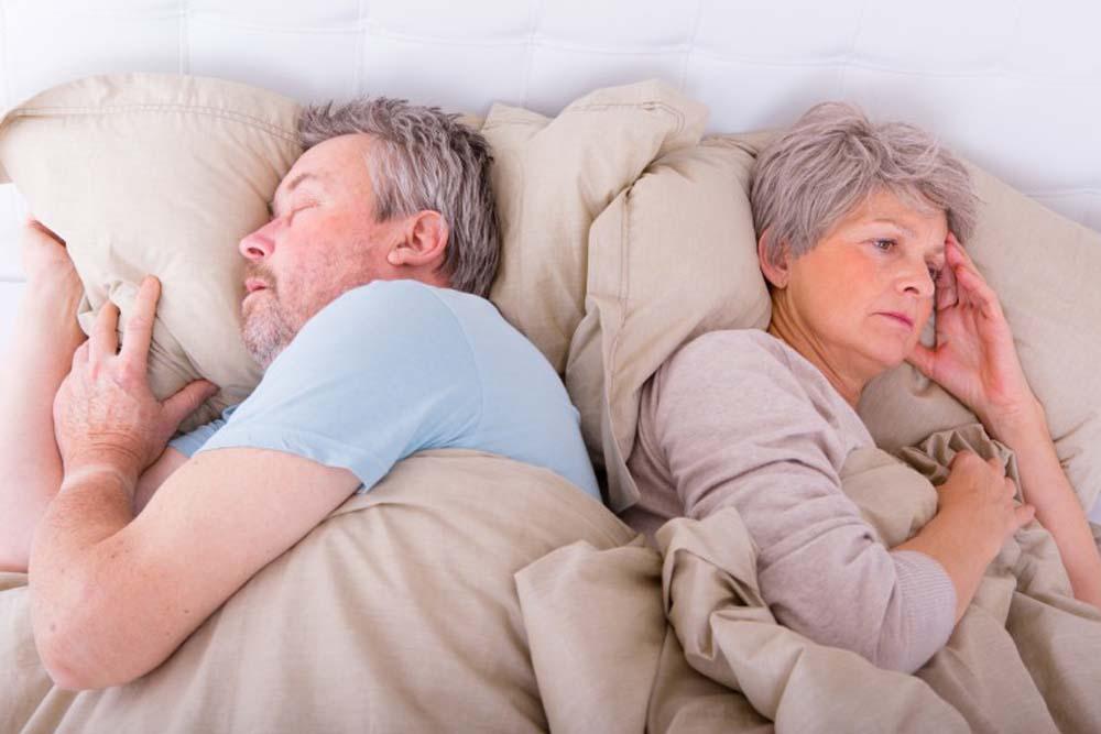Dormire anziani