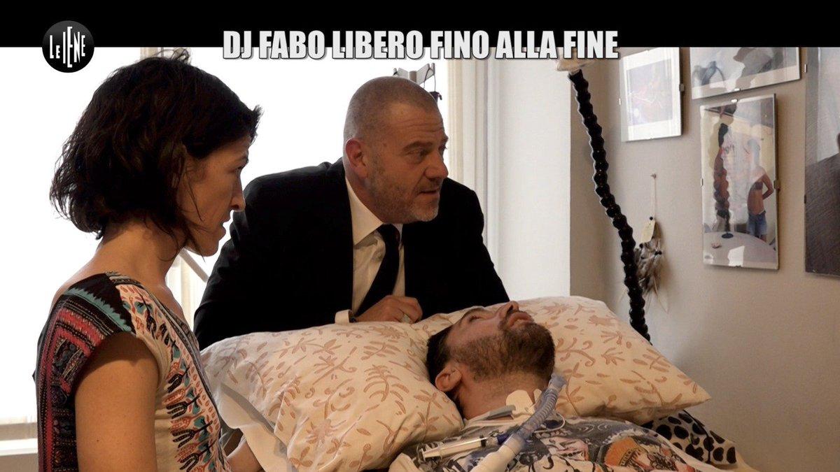 Dj Fabo processo Cappato Le Iene