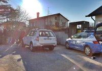 Rapina villa Trieste