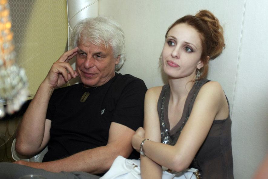 Michele Placido Federica Vincenti separazione