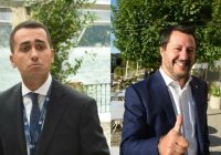 Di Maio Salvini duello tv Annunziata