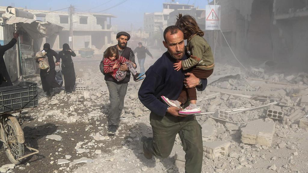 Siria Karim campagna solidarietà