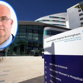 Birmingham chirurgo fegato