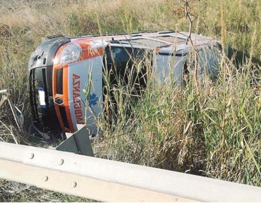 Ambulanza Torino incidente