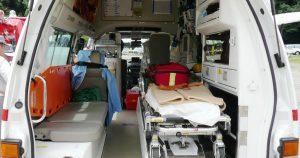 Biancavilla ambulanza morte