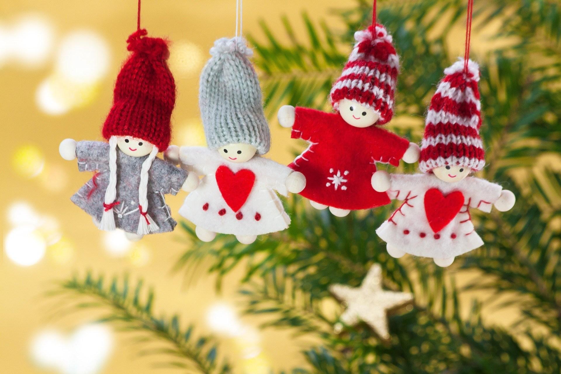 Natale bambini famiglia
