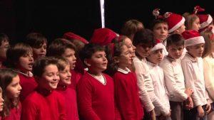 Natale scuola canzone Gesù