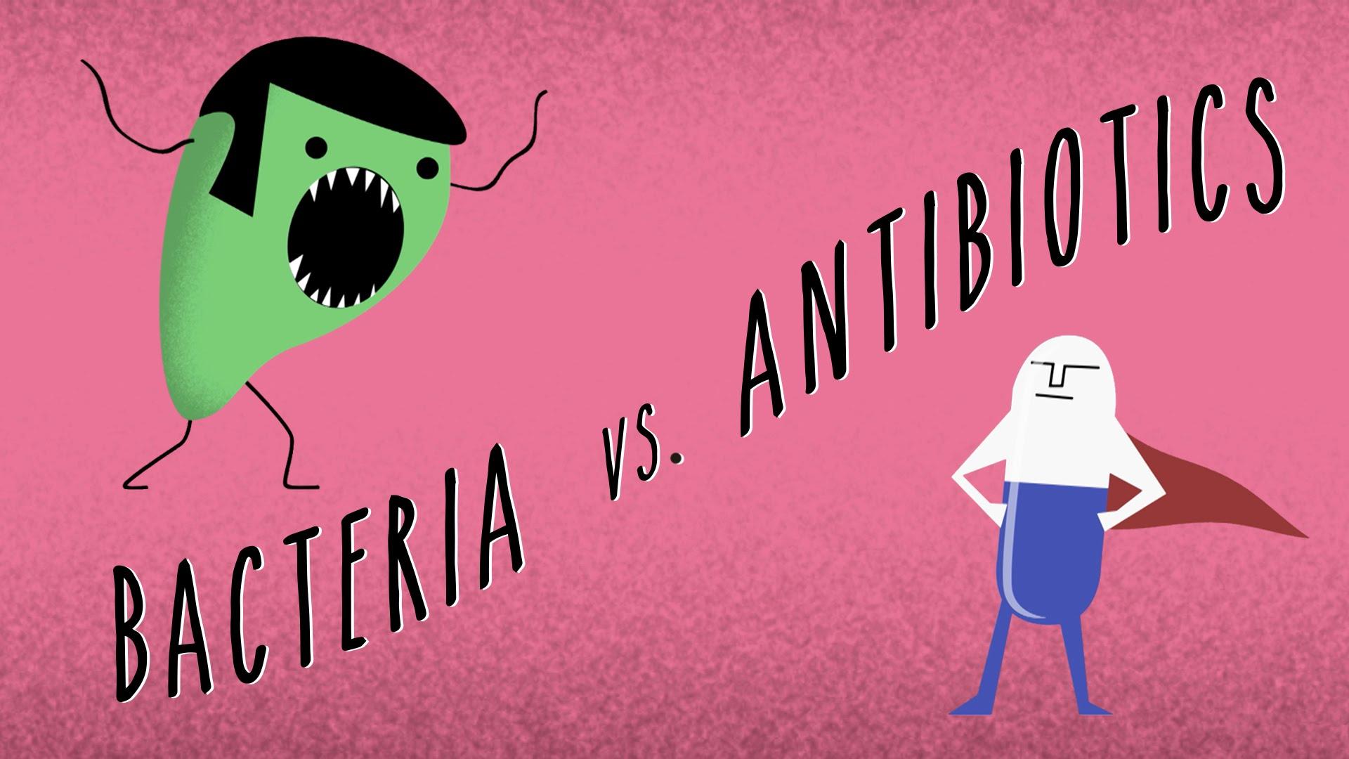 Batteri resistenti agli antibiotici