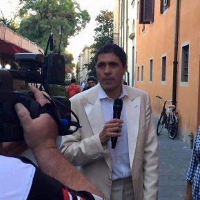 Striscia la Notizia aggressione Morello