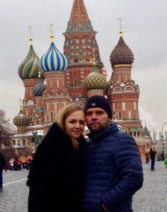Russia foto compagna lividi amici