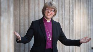 Vescovo di Londra Sarah Mullally