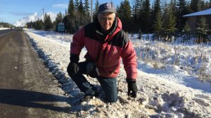 Meteorite Ontario buco Canada