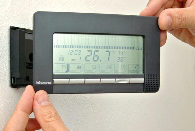 Le differenze tra termostato e cronotermostato zz7 for Fantini cosmi ch115