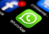 WhatsApp bufala pagamento