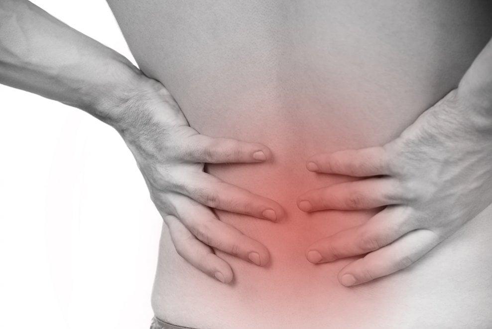 Mal di schiena: rimedi naturali