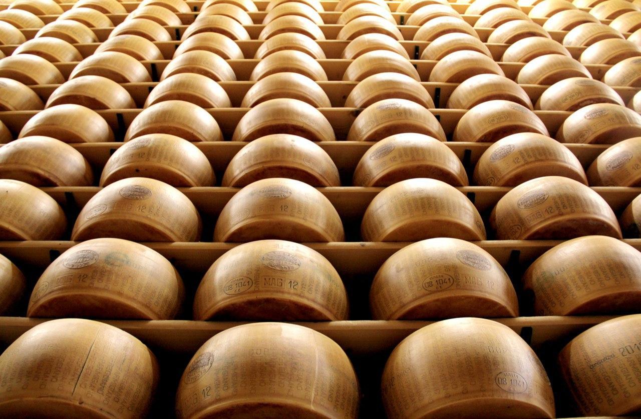 Londra, Parmigiano Reggiano batte tutti i formaggi