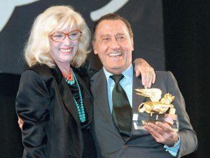 Monica Vitti, marito smentisce voci su ricovero in Svizzera